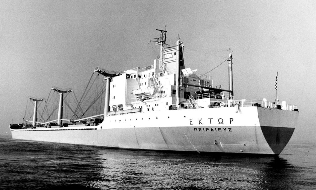 In 1969, the company began working closely with Archipelago Shipping SA as their appointed London agent and exclusive representative.