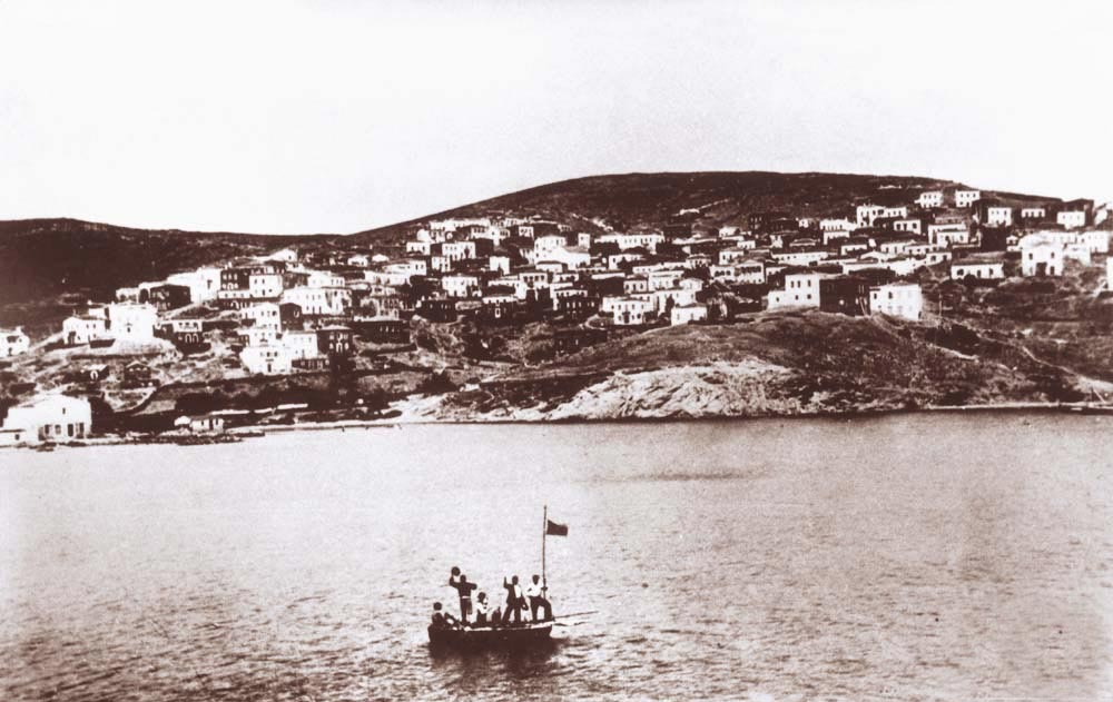 The Hadjipateras family originates from the small Greek island of Oinoussai, located in the eastern Aegean Sea, off the north-east coast of Chios. The family's connection with shipping pre-dates the formation of John C. Hadjipateras and Sons Ltd. by almost 100 years.