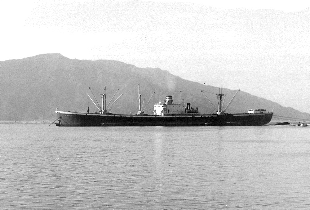 In 1947, the Hadjipateras family were able to acquire two out of the 100 Liberty Ships made available to the Greek shipping community by the US Government. (<em>K. Hadjipateras</em> (ex-<em>George C. Childress</em>), built in 1943 by Todd Houston Shipbuilding Corporation).